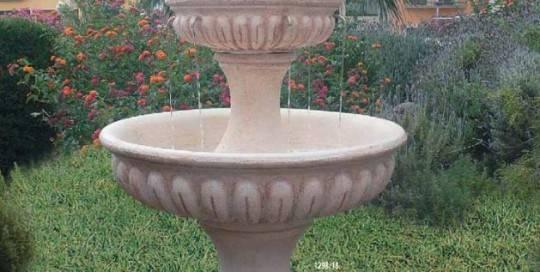 Fuentes de piedra fuentes imitacion piedra antigua foto for Fuentes de piedra artificial