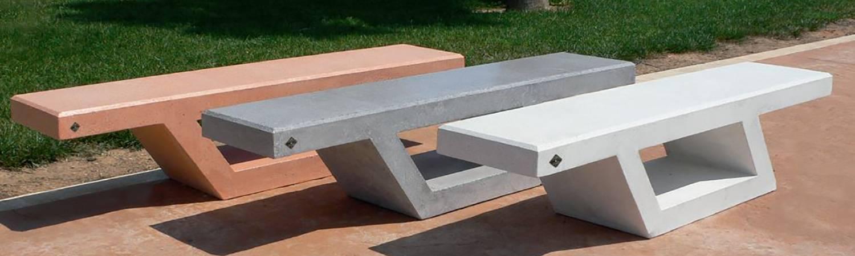 bancos de piedra