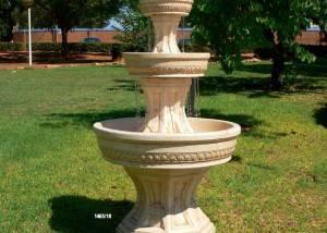 Fuente de piedra Verona 3 alturas