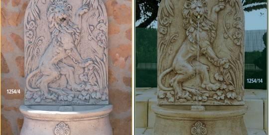 Fuentes De Piedra Para Jardin Y Fuentes Urbanas Y Decorativas - Fuentes-de-piedra-de-pared