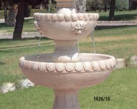 Fuente de piedra Toledo G