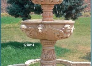 Fuente de piedra Mítica G