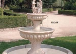 Fuente de piedra Romeo y Julieta