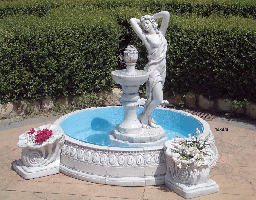 Fuentes para jardinesFuentes decorativas para jardin